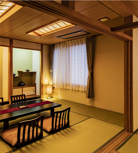 Japan Sounkyo Onsen HotelTaisetsu Pure Japanese style special room